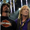 Dave performs with Tom Petty