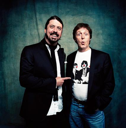 Dave & Paul